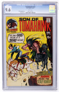 Bronze Age (1970-1979):Adventure, Tomahawk #133 Slobodian pedigree (DC, 1971) CGC NM+ 9.6 White pages....