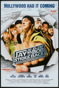 "Jay and Silent Bob Strike Back Lot (Miramax, 2001). One Sheets (2) (27"" X 40""). Comedy. ... (Total: 2 Items)"