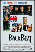 """Movie Posters:Rock and Roll, Backbeat (Gramercy, 1994). One Sheet (27"""" X 40"""") DS. Rock andRoll.. ..."""
