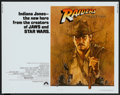 "Movie Posters:Adventure, Raiders of the Lost Ark (Paramount, 1981). Half Sheet (22"" X 28"").Adventure.. ..."