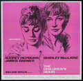 """Movie Posters:Drama, The Children's Hour (United Artists, 1962). Six Sheet (81"""" X 81"""").Drama.. ..."""