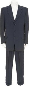 Movie/TV Memorabilia:Costumes, Ernie Kovacs' Publicity-Worn Suit.... (Total: 3 Items)