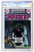 Bronze Age (1970-1979):Horror, House of Mystery #208 (DC, 1972) CGC NM+ 9.6 White pages....