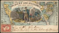 "Stamps, George Washington, ""Soldiers and Statesmen Need Only Imitate His Example"",..."