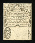 Colonial Notes:Rhode Island, Rhode Island August 22, 1738 7s/6d Cohen Reprint Choice AboutNew....