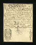 Colonial Notes:Rhode Island, Rhode Island August 22, 1738 2s/6d Cohen Reprint Choice AboutNew....