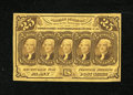 Fractional Currency:First Issue, Fr. 1281 25c First Issue Fine+....