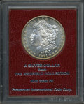 Additional Certified Coins, 1891-S $1 Paramount Redfield Hoard MS63 Uncertified. NGC Census:(1333/1386). PCGS Population (1972/2063). Mintage: 5,296,0...