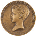 Movie/TV Memorabilia:Awards, The Adventures of Huckleberry Finn Award Medal from Parents Magazine....