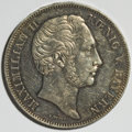 German States:Bavaria, German States: Bavaria. Maximilian II Double Taler 1860,...