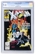 Modern Age (1980-Present):Superhero, X-Men #255 (Marvel, 1989) CGC NM/MT 9.8 White pages....