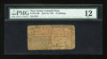 Colonial Notes:New Jersey, New Jersey April 16, 1764 15s PMG Fine 12....