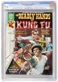 Magazines:Superhero, The Deadly Hands of Kung Fu #3 (Marvel, 1974) CGC NM+ 9.6 Off-whiteto white pages....