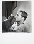 Movie/TV Memorabilia:Photos, Marlon Brando Photo Portrait....
