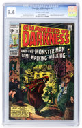 Bronze Age (1970-1979):Horror, Chamber of Darkness #4 (Marvel, 1970) CGC NM 9.4 Off-white to whitepages....