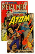 Silver Age (1956-1969):Miscellaneous, Showcase #35 and 38 Group (DC, 1961-62).... (Total: 2 Comic Books)