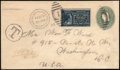 Stamps, U.S. 10c Special Delivery, ...