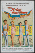 """Movie Posters:Drama, The Flying Fontaines (Columbia, 1959). One Sheet (27"""" X 41"""").Drama.. ..."""