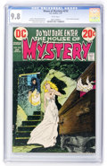 Bronze Age (1970-1979):Horror, House of Mystery #210 (DC, 1973) CGC NM/MT 9.8 White pages....