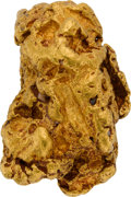 Mexico, Mexico: Large Gold Nugget from Bendigo, Australia, 1996....