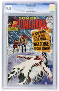 Bronze Age (1970-1979):Western, Tomahawk #139 Slobodian pedigree (DC, 1972) CGC NM/MT 9.8 White pages....
