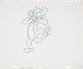 animation art:Production Drawing, Tom and Jerry Animation Production Drawing Original Art (MGM,undated)....