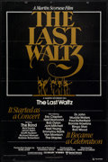 """Movie Posters:Rock and Roll, The Last Waltz (United Artists, 1978). One Sheet (27"""" X 41""""). Rockand Roll.. ..."""