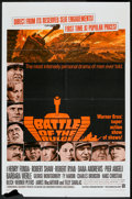"Movie Posters:War, Battle of the Bulge (Warner Brothers, 1966). One Sheet (27"" X 41"")and Lobby Cards (7) (11"" X 14""). War.. ... (Total: 8 Items)"