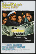 """Movie Posters:War, The Bedford Incident (Columbia, 1965). One Sheet (27"""" X 41""""), LobbyCards (7) (11"""" X 14"""") and Pressbook (Multiple Pages, 11""""... (Total:8 Items)"""