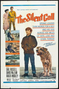 "Movie Posters:Adventure, The Silent Call (20th Century Fox, 1961). One Sheet (27"" X 41"").Adventure.. ..."