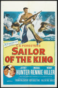 """Movie Posters:War, Sailor of the King (20th Century Fox, 1953). One Sheet (27"""" X 41"""").War.. ..."""
