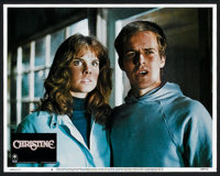 """Christine (Columbia, 1983). Lobby Cards (6) (11"""" X 14""""). Horror. ... (Total: 6 Items)"""