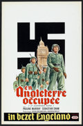 "Movie Posters:War, It Happened Here (United Artists, 1965). Belgian (14"" X 22""). War....."