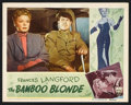 """Movie Posters:War, The Bamboo Blonde (RKO, 1946). Lobby Cards (4) (11"""" X 14""""). War..... (Total: 4 Items)"""
