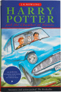 Books:Signed Editions, J.K. Rowling. Harry Potter and the Chamber of Secrets.[London]: Bloomsbury, [1998]....