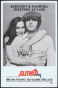 """Slither (MGM, 1973). One Sheet (27"""" X 41""""). Comedy"""