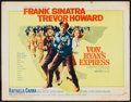 "Movie Posters:War, Von Ryan's Express (20th Century Fox, 1965). Half Sheet (22"" X28""). War.. ..."
