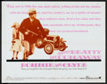 """Movie Posters:Crime, Bonnie and Clyde (Warner Brothers-Seven Arts, 1967). Half Sheet (22"""" X 28""""). Crime.. ..."""