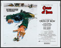 "Movie Posters:War, Cross of Iron (Avco Embassy, 1977). Half Sheet (22"" X 28""). War....."