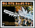"Movie Posters:Action, The Poseidon Adventure (20th Century Fox, 1972). Autographed HalfSheet (22"" X 28""). Action.. ..."