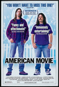 "Movie Posters:Documentary, American Movie (Sony Pictures Classics, 1999). One Sheet (27"" X 40""). Documentary.. ..."