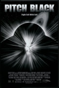 "Movie Posters:Science Fiction, Pitch Black (USA Films, 2000). One Sheet (27"" X 40"") DS. Science Fiction.. ..."