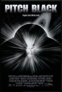 "Pitch Black (USA Films, 2000). One Sheet (27"" X 40"") DS. Science Fiction"