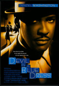 "Movie Posters:Mystery, Devil in a Blue Dress (Tri-Star, 1995). One Sheet (27"" X 40"") SS.Mystery.. ..."