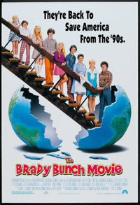 "The Brady Bunch Movie Lot (Paramount, 1995). One Sheets (2) (27"" X 40""). Comedy. ... (Total: 2 Items)"