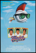 """Movie Posters:Sports, Major League (Paramount, 1989). One Sheet (27"""" X 39.5""""). Sports.. ..."""