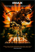 "Movie Posters:Adventure, T-Rex: Back to the Cretaceous (IMAX, 1998). One Sheet (27"" X 40"")DS. Adventure.. ..."