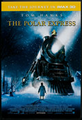 "Movie Posters:Animated, The Polar Express (Warner Brothers, 2004). IMAX One Sheet (27"" X 40"") DS. Animated.. ..."