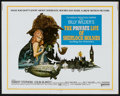 "Movie Posters:Mystery, The Private Life of Sherlock Holmes (United Artists, 1970). Half Sheet (22"" X 28""). Mystery.. ..."