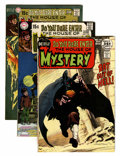 Bronze Age (1970-1979):Horror, House of Mystery Group (DC, 1970-75) Condition: Average VF....(Total: 11 Comic Books)